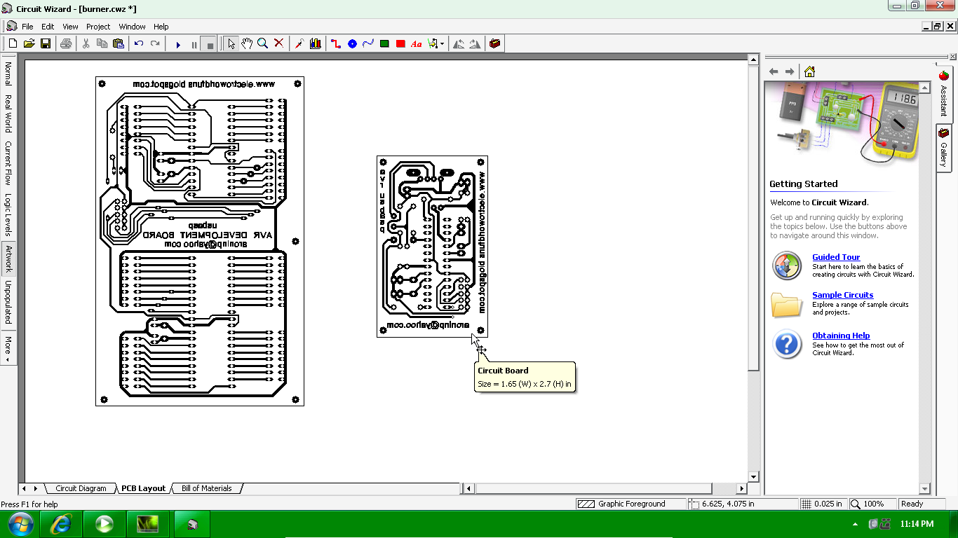 Horizon Of Electronics 2012 Circuit Wizard Is A Easy Program To Draw Your Electronic Circuits On So Hear First I Would Like Introduce How Build Own Usbasp Usb Programmer For Atmel Avr Microcontrollers