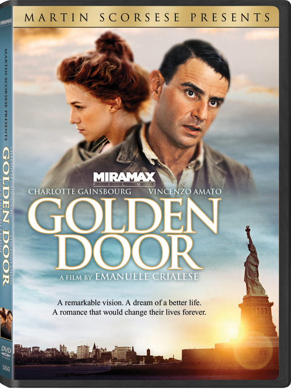 an analysis of the movie golden door Golden door synopsis and movie info golden door, with an original mix of both magical and provocatively authentic visuals, turns the.