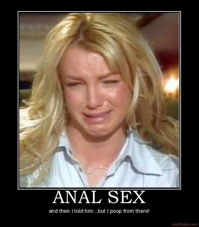 (Da un'immagine a una frase): Anal Sex. Pubblicato da Sir Stephen