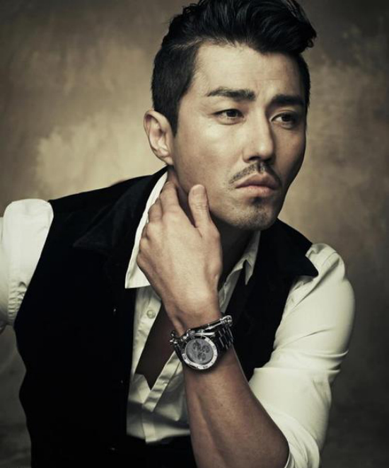 best looking korean men