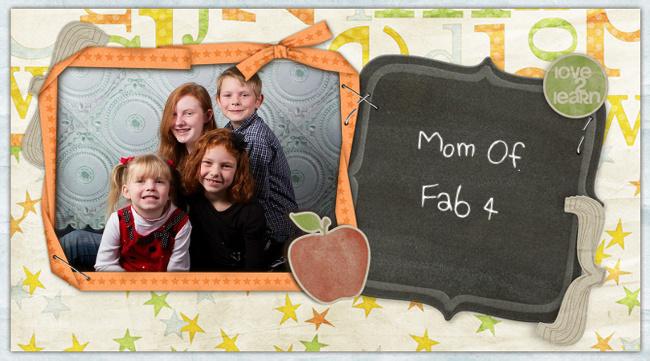 Mom Of Fab 4