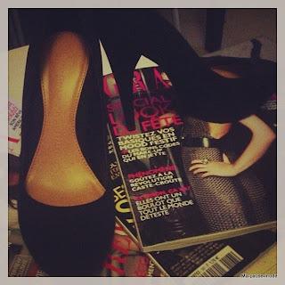 Chaussures à talons, Inditex