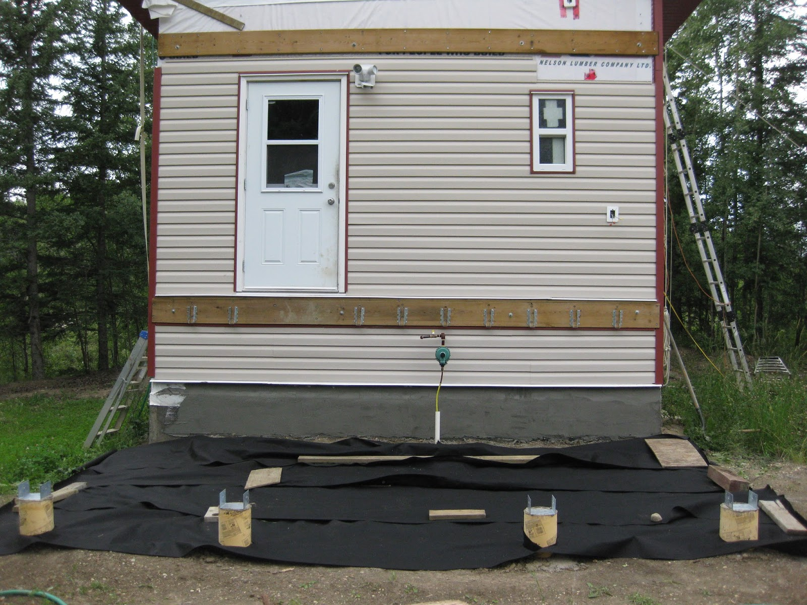 Simple Man Simple Plan Double Deck Construction