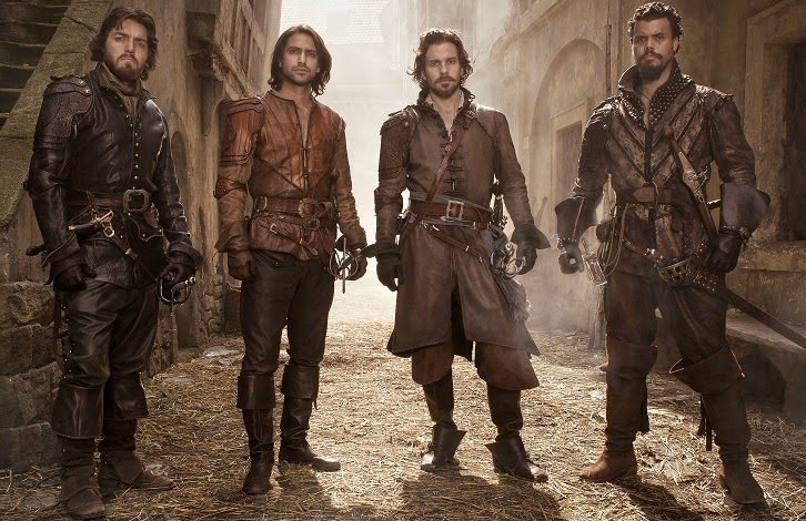The Musketeers - Episode 2.03 - Episode Info & Video