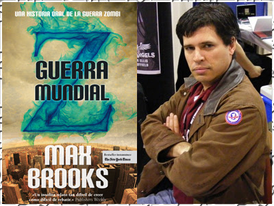 Guerra Mundial Z de Max Brooks - cine series y tv