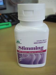 obat herbal pelangsing badan