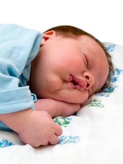 Baby Sleeping, Halstead