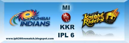 IPL Season 6 Mi vs KKR IPL Records and New IPL 6 Records IPL 6 Highlight Video Match