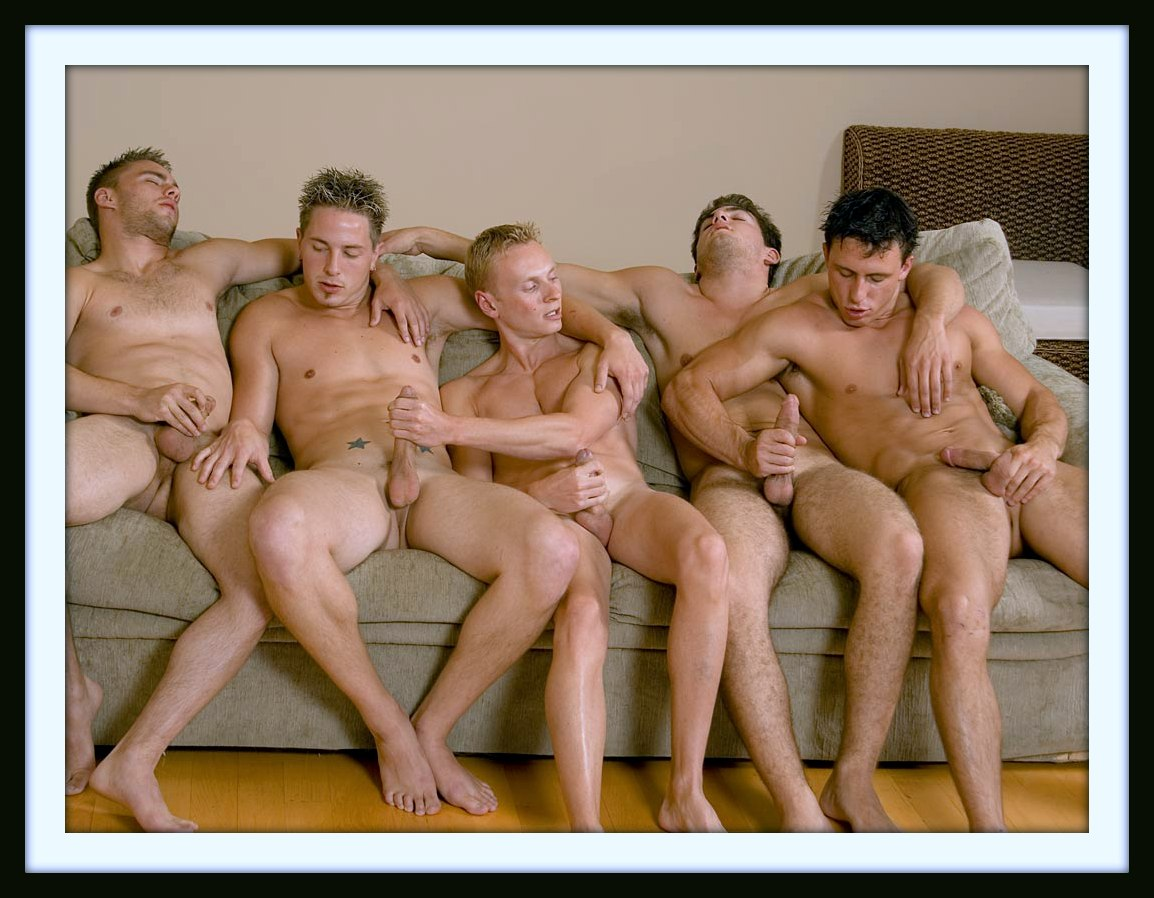 Nude Gay Group
