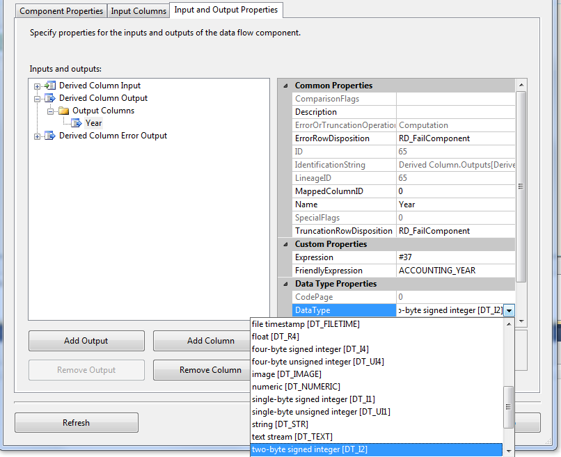 how to change the datatype of a column in psql