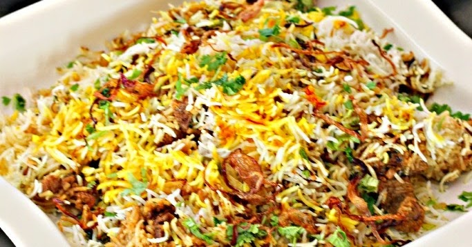 hyderabadi mutton biryani kachchi ghost ki biryani lincy 39 s cook art