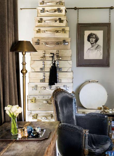Susan Ferrier Is An Interior Designer With McAlpine Booth Interiors