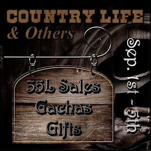 Country Life & More - 35L Event