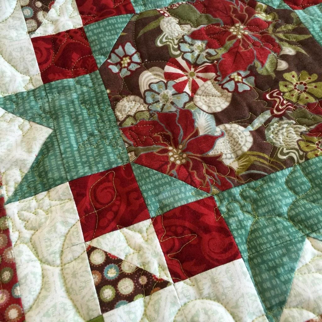 UpStairsHobbyRoom: #7 Sew Sweet Simplicity BOM Block #1