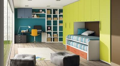 Decoraci n de interiores de habitaciones y hacer dise o for Diseno de muebles dormitorios juveniles