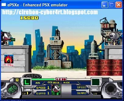 Free Download Game Cyborg Kurochan (PS1) ISO