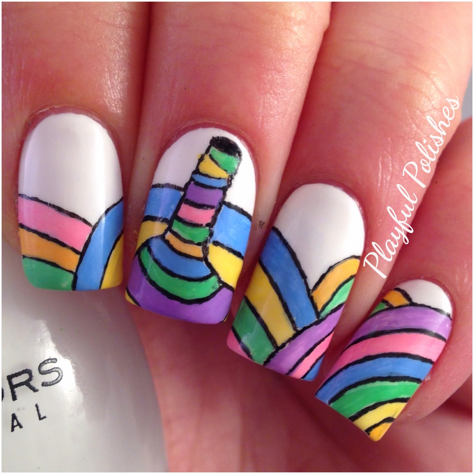 Playful Polishes 31 Day Challenge 2014 Round Up