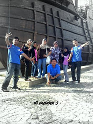 we all at melaka :)