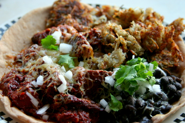Real Food Dudes: Carne Adovada, Real New Mexican Food