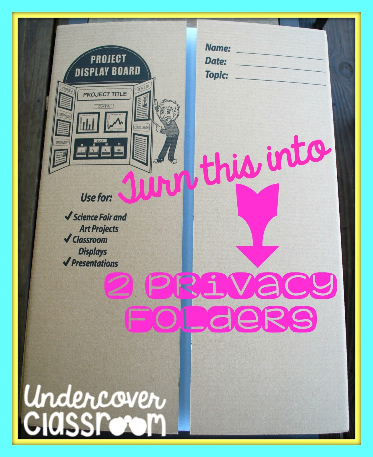Undercover classroom do it yourself privacy folders do it yourself privacy folders solutioingenieria Image collections
