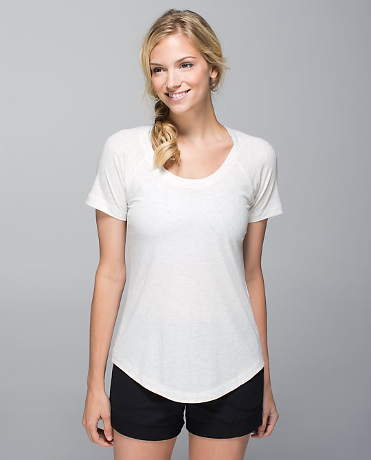lululemon dhyana short sleeve