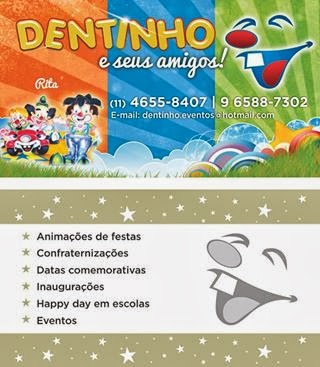 PALHAÇO DENTINHO
