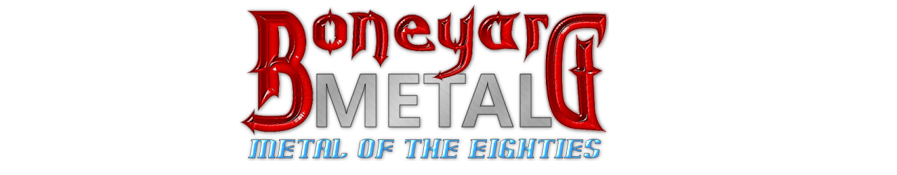 Boneyard Metal: 80's Metal