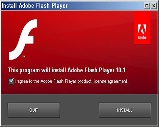 flash pleyer download