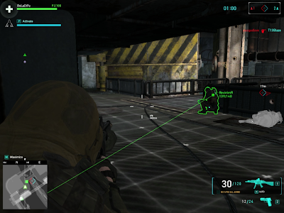 Ghost Recon Online - Holdout Mode Example