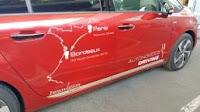 Un prototip PSA parcurge traseul Paris-Bordeaux, adica 580 km, pe modul autonom