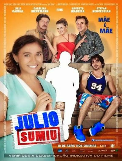 Julio Sumiu DVDRip AVI + RMVB