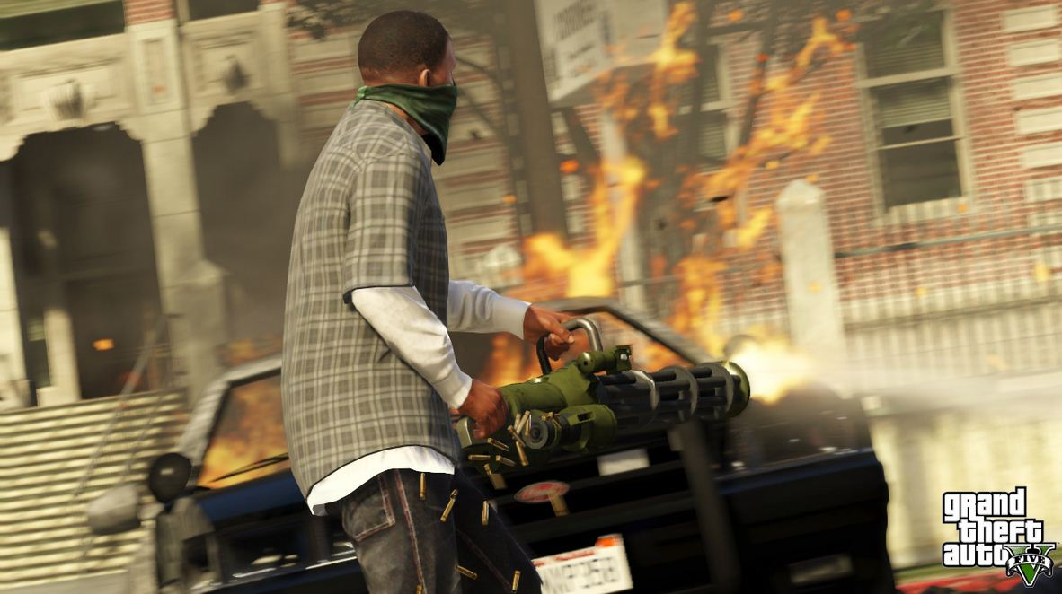 Grand Theft Auto (GTA) V Screenshots