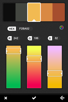Capture Color Palettes From Anywhere With Your Iphone