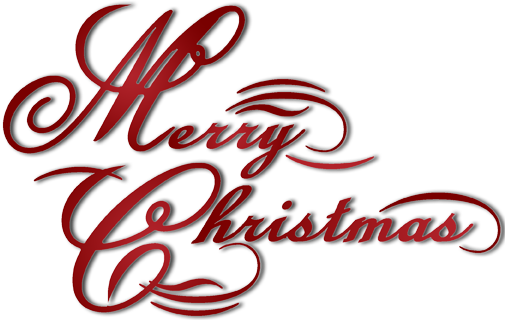 Merry Christmas Email SignatureMerry Christmas Text Png