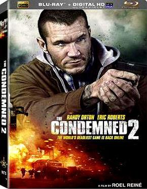 Baixar the condemned2 1080p capa Os Condenados 2   Dublado e Dual Audio   BDRip XviD e RMVB Download
