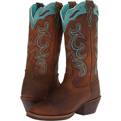 Justin boots rugged tan buffalo