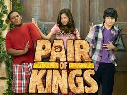disney channel news flash pair of kings cancelled