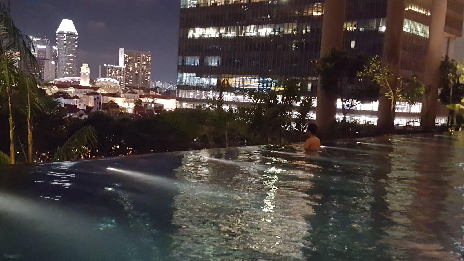 Travelody Korean Boyfriend Comes To Visit Singapore