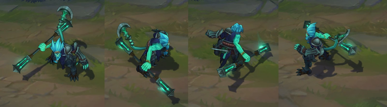 how to change ward emotes in lol