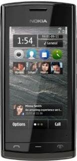 Harga dan Spesifikasi Nokia 500 - 2 GB