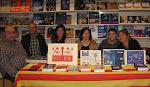 Día del libro en la librería Argot de Castellón