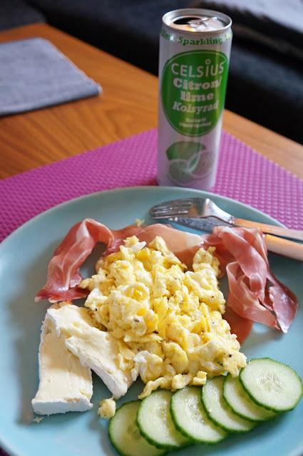 lchf frukost