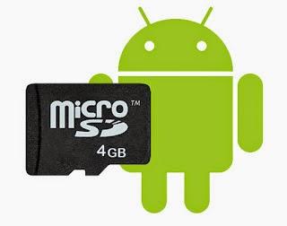 Cara Membuat Partisi MicroSD di Android