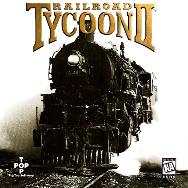 Railroad Tycoon 2 (ENG) | PC |