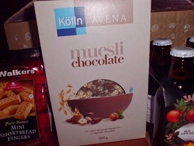 Muesli Chocolate de kölln
