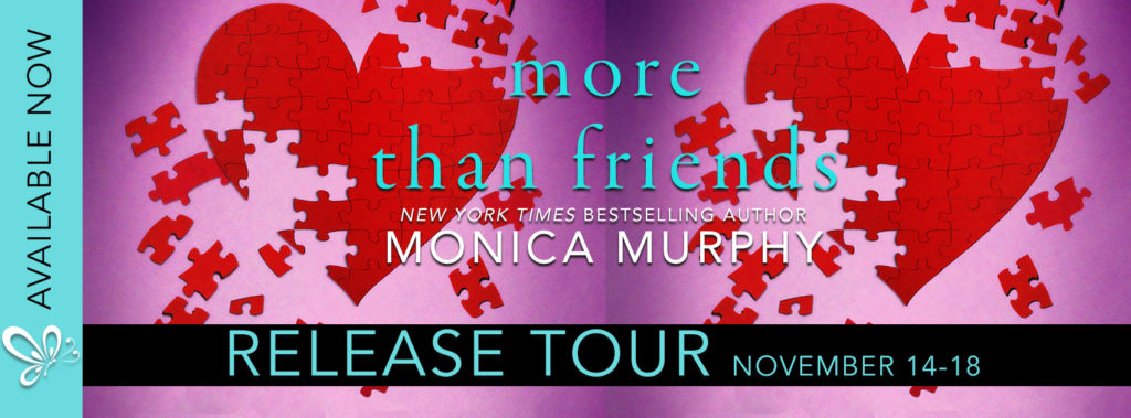 More Than Friends Release Tour