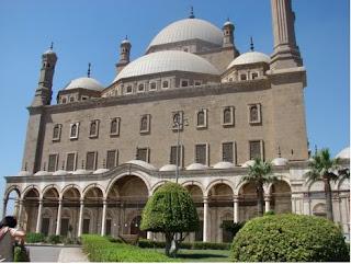 Masjid Muhamad Ali Pasha di Cairo, Mesir,data 7 masjid terbesar dan termegah