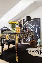 My home & skrivbord från min egna kollektion 2017.