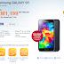 Samsung Galaxy S5 kini boleh di pra-tempah di DiGi