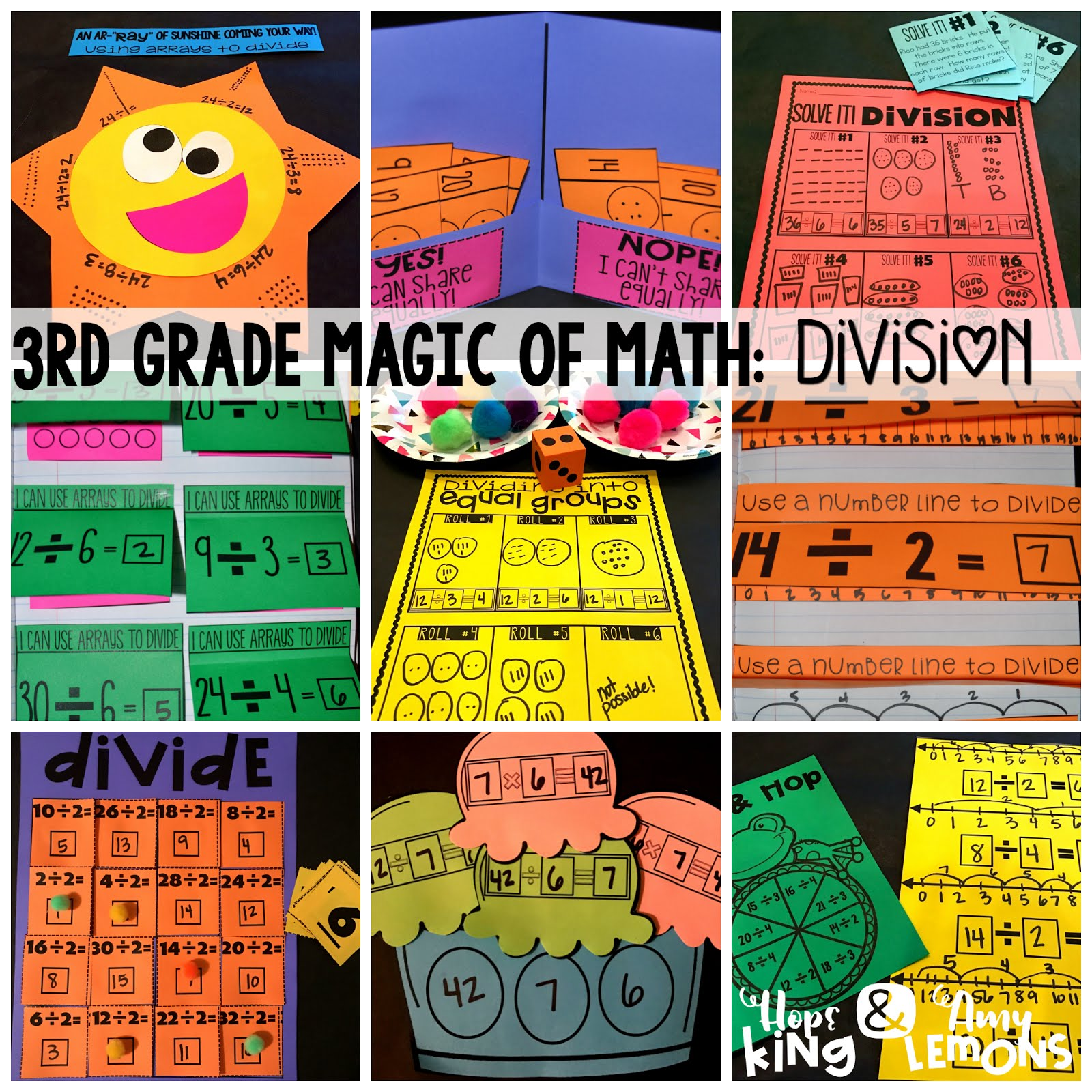 3rd Grade Division
